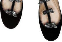 Footwear / by Anna Gallishaw