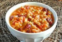 Soup, Stews & Chili