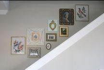 Gallery Walls + Frames