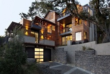 Homes and Front Doors / The little details can really make a personal statement about your home.  / by CJ Brasiel