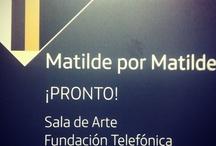 Sala de Arte <3 / by Club Movistar