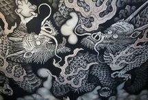 Illest Illustrations / by ThreeManTiger