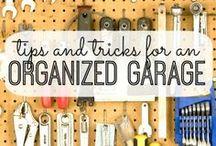 Garage / Work Room