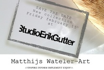 Matthijs Wateler-Art expo at StudioErikGutter / For my new collection I am proud to announce that it will be at the beautifull store of StudioErikGutter www.erikgutter.nl  Date 15 feb 2013  rsvp voor invite to : info@matthijswateler-art.com