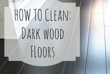 Cleaning Tips and Tricks / by Allison {A Glimpse Inside}