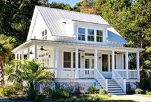 Houses + Curb Appeal