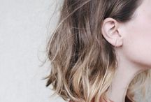 Hair Bear. / A place to squirrel away the softest, slept-in and perfectly messy hair inspirations!
