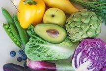 Yummy Fruits and Veggie Au Naturale / by Linda Eskew