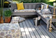 Russet Garden Inspiration / by Katharine Robinson