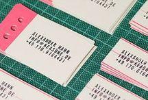 Business Cards etc / by Lori Lassinger