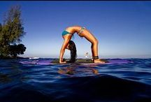 I ♥ Yoga! / The benefits of yoga for mind, body and spirit are well known. This amazing practice can restore your health, flexibility and youth while you feel peace of mind. And don't you worry... you don't have to twist like a pretzel to get the benefits of yoga! Learn the basics of Asanas, types of yoga, levels, and more, here... http://www.tools-for-abundance.com/yoga_for_beginners.html
