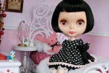 Blythe DOLLS & other / by Kimberly Brown