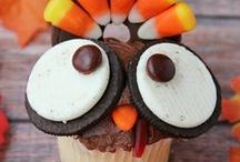 Gobble, Gobble! / Thanksgiving DIY, Activities, and Food