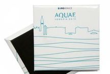 Aquae - Expo Venice 2015 / Not only Milan, also Venice is preparing for the Universal Exhibition of 2015. From the 3rd of May to the 31st of October 2015, just few kilometers far away from the lagoon city there is a big pavilion that will host Aquae 2015, collateral exhibition of Expo, dedicated to the water.  Discover more: http://blog.sadesign.it/aquae-expo-venice/