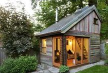 Tiny Homes, Green Homes / Eco-living for a sustainable future with all the amenities of urban life.