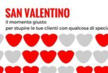 Valentine's day / The #valentineday is approaching!  Give something special to your awesome #customers: http://blog.sadesign.it/san-valentino/