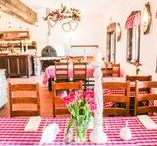 """Restauracja Spichlerz / Spichlerz Restaurant / Urokliwy, rustykalny Spichlerz - idealny na imprezy okolicznościowe,  spotkania biznesowe """"z pomysłem"""",  koncerty z lokalnym folklorem oraz  imprezy integracyjne połączonych z grillowaniem na świeżym powietrzu"""
