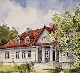 Dwór w Tomaszowicach / Tomaszowice manor