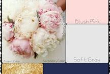 Wedding Ideas/Color Schemes