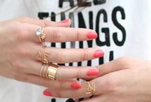 jewelry & accessories. / by Cait - Pretty & Fun