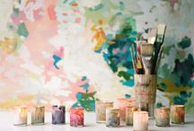 Water Color Fabric Inspiration