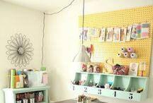 Sewing and Craft Rooms