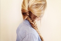 hair. / by Cait - Pretty & Fun