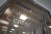 London Education Centre / Welcome to the Arrow ECS Education centre, IT training and support.