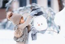 Seasons : Winter  ❄ / by B. Nova