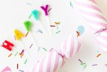 to make - parties. / by Cait - Pretty & Fun