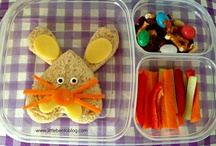 Little Bento World Creations / Bento, bento lunches, creative lunches, fun lunches, sandwiches, pasta salad, lunchboxes lunch boxes, bento australia  I create these Bento Lunches for my children  www.littlebentoblog.com www.littlebentoshop.com