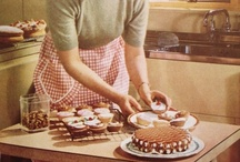 Retro / Vintage Kitchen & Recipes / by Anna Flynn