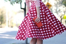 Gingham  / by Anna Flynn
