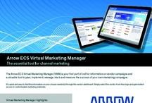 Our Marketing Resources / With the Marketer in mind, we have built a brand new Marketing Services folder in the Resource Library of the Arrow ECS Virtual Marketing Manager. You can find the latest information on our Marketing Services available through Arrow ECS along with useful articles and guides to provide you with new ideas, tips and advice on how you can improve your campaigns. To register for an account click here http://www.arrowecsvmm.co.uk/register