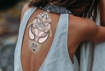 Tatuajes / Tatoos I would love to have...one day