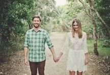 Engagement Picture Ideas! / by Soirsce Wu
