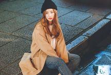 Asian Style / Like Korean girls :)