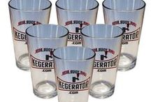 Beer Glassware / Shop a variety of glassware designed for all different types of beer. / by Kegerator
