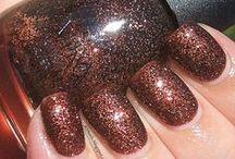 Nails - Polish Stash - Browns, Golds & Neutrals / by Erin DeCuir