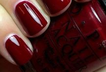 Nails - Polish Stash - Reds & Pinks / by Erin DeCuir