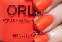 Nails - Polish Stash - Yellows & Oranges / by Erin DeCuir