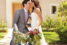 Say I Do to a Hue That's You Sweeps / THANK YOU for color coordinating your wedding with David's Bridal and Men's Wearhouse! The winners of the $500 David's Bridal and Men's Wearhouse gift certificates will be contacted during the week of April 7th. Stay tuned!  Official Rules: http://bit.ly/1loz32l / by David's Bridal