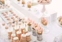 Showered with Love / From the perfect little white dress to fun shower games and favors, find inspiration to plan a dream bridal shower! / by David's Bridal