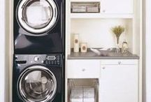 Laundry Room Revamp / Why not make this room as nice as the rest of the house?