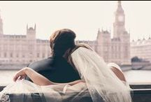 David's Bridal UK Wedding Ideas / From the bustling streets of London and Glasgow to the idyllic countryside and Western Highlands, we've fallen in love with the United Kingdom. Share your UK wedding photos in David's Bridal with #DavidsBridalUK