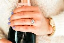 Wedding Proposal Ideas / Sweet wedding proposals, jaw-dropping engagement rings, unique engagement photo ideas and tips for newly engaged brides-to-be!