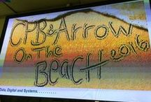 On the Beach 2016 / Arrow ECS and CPB call out day - On The Beach 2016. #telemarketing #leadgeneration