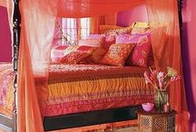 Paint colors & trending designs / Great paint colours plus latest trends