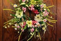 Wreath All About It! / Permanent Wreaths for all Season Enjoyment