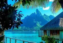 Travel - wonderful places to go , armchair travelers too / So may wonderful places to travel to or just dream .....